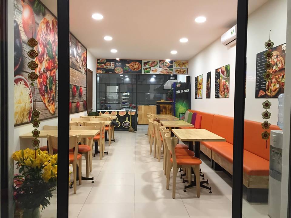 Bàn ghế gỗ cafe UMA