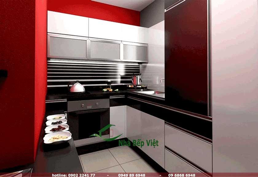 Mẫu Nội Thất Nhà Bếp Đẹp & Đơn Giản Hợp Phong Thủy