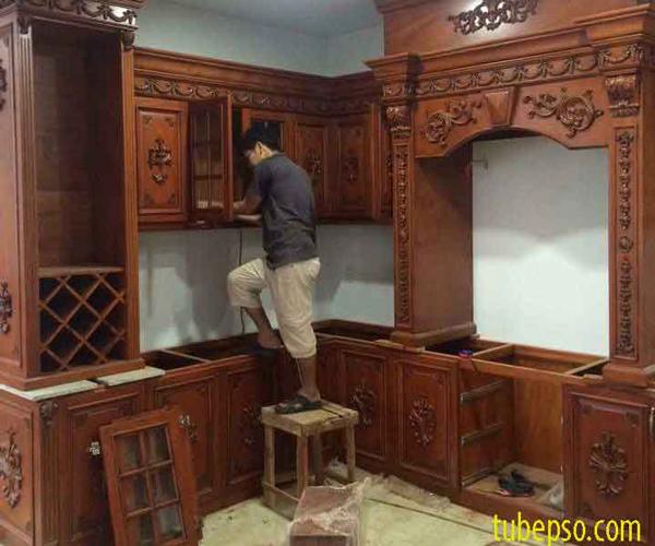Cách Chọn Tủ Bếp Gỗ Chuẩn Không Cần Chỉnh