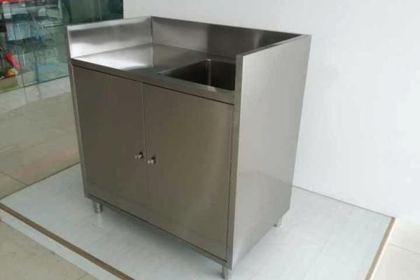 20+ Mẫu Tủ Bếp Inox Toàn Mỹ Đẹp & Trang Trọng