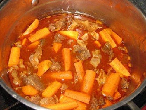 Cách Nấu Bò Kho Bánh Mỳ Ngon Khó Cưỡng