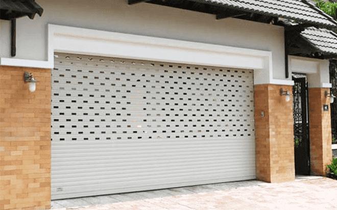 Cửa Cuốn Austdoor Trong Suốt | Austvision