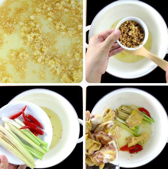 3 Cách Nấu Lẩu Gà Lá Giang Thơm Ngon Phát Thèm