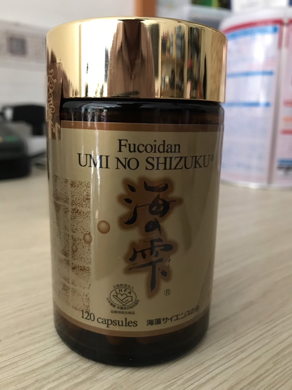 ThuốcFucoidan Nhật Bản
