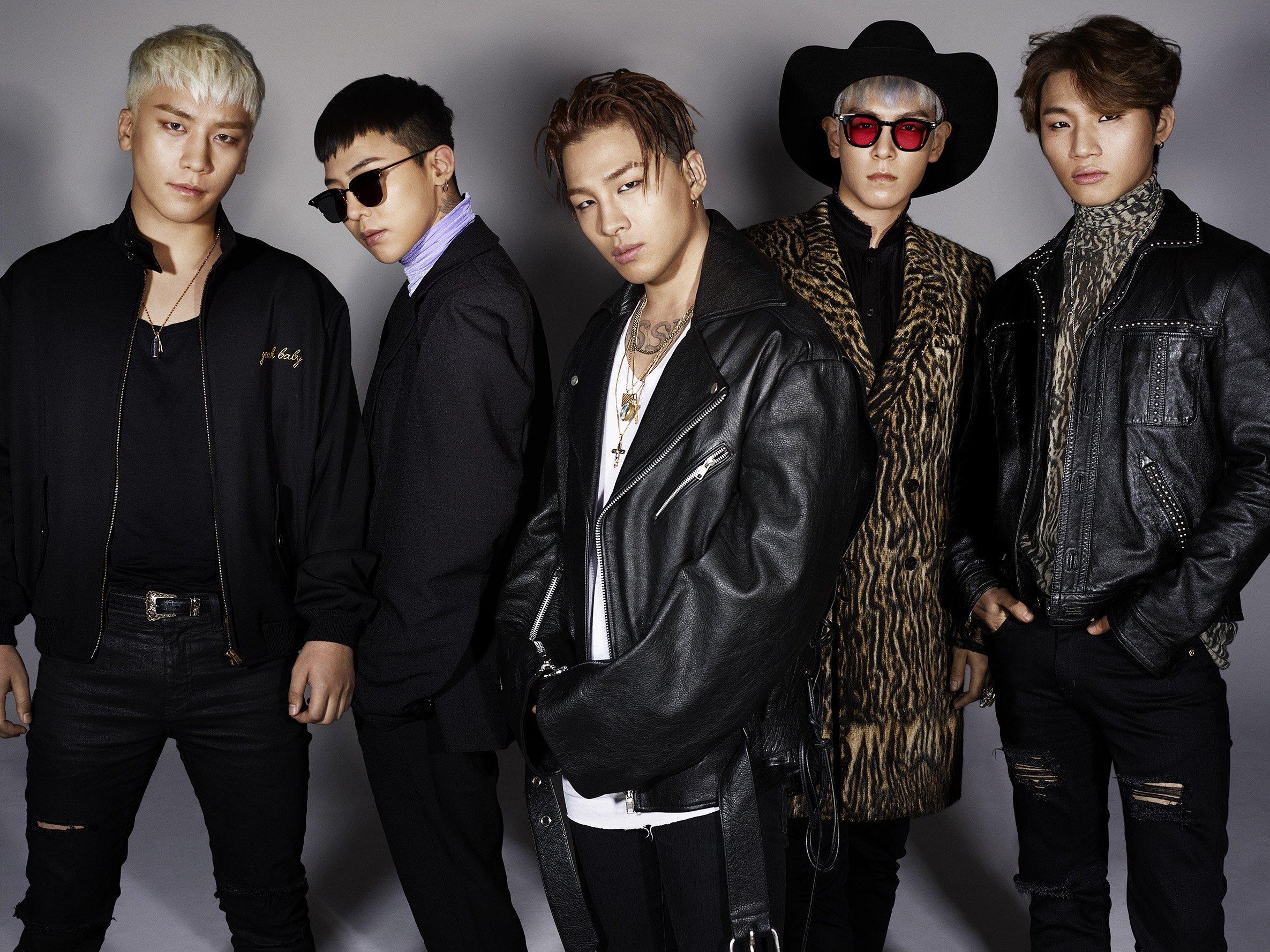 [TIỂU SỬ TỔNG HỢP] NHÓM BIGBANG