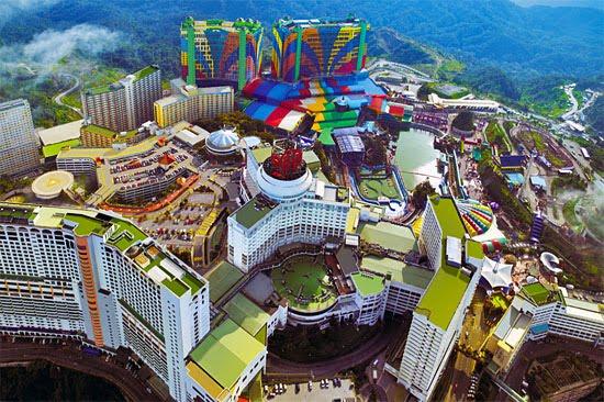 TOUR DU LỊCH SINGAPORE – MALAYSIA – INDONESIA KHÔNG THỂ QUÊN