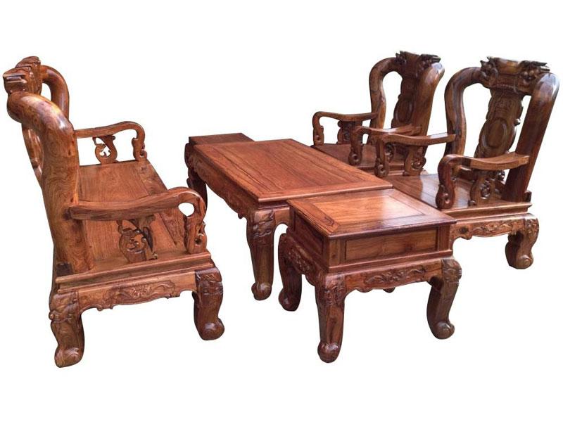 Những mẫu bàn ghế gỗ đẹp nhất hiện nay được khách hàng ưa chuộng