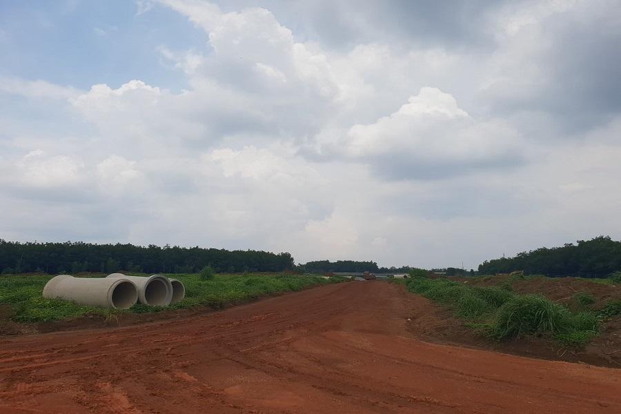 Đất nền Bình Phước mở bán dự án Tân lập Garden
