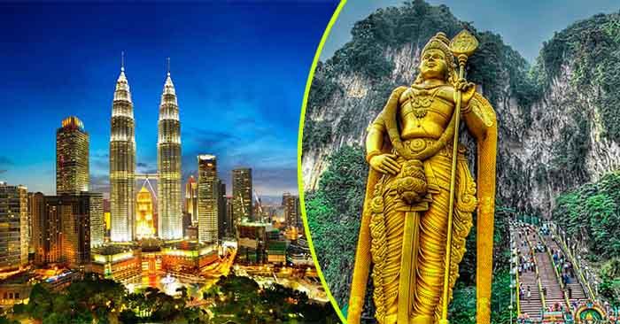 Khám Phá Tour Malaysia Singapore 5 Ngày 4 Đêm