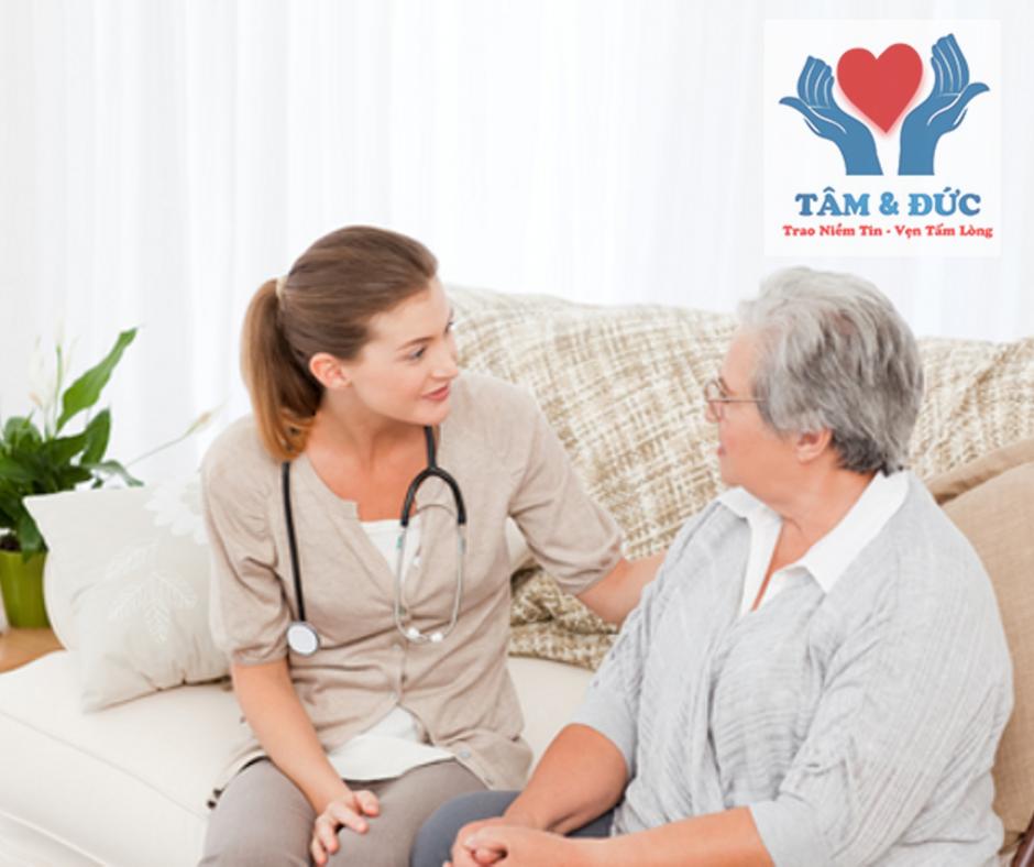 Phương pháp chăm sóc người già bị loét như thế nào? | Dịch vụ chăm sóc người già
