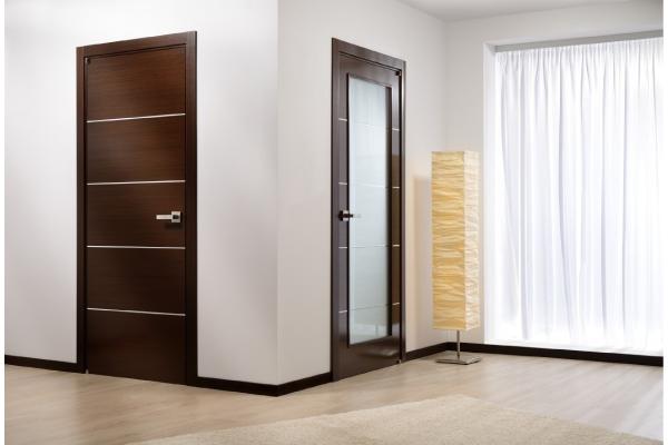 Những Mẫu Cửa Gỗ Phòng Ngủ Đẹp, Sang Trọng Và Hiện Đại