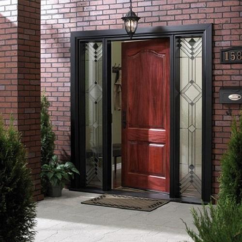 Một Số Lý Do Bạn Nên Chọn Cửa Gỗ 2 Cánh Căm Xe Cho Nhà Mình