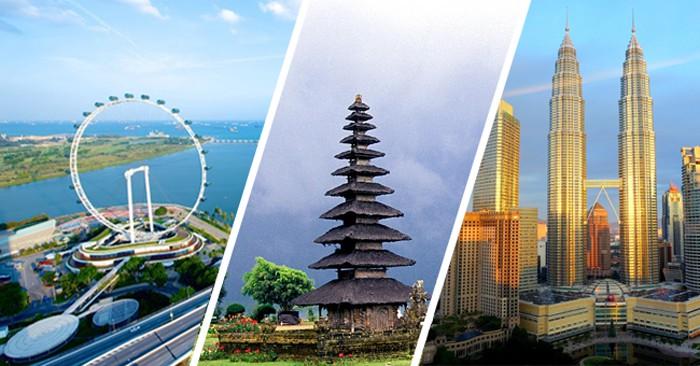 Bật Mí Kinh Nghiệm Du Lịch Singapore Malaysia Indonesia