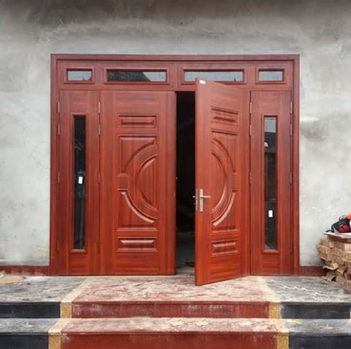 Mẫu Cửa 4 Cánh Mặt Tiền Thêm Vẻ Sang Trọng Cho Ngôi Nhà Bạn