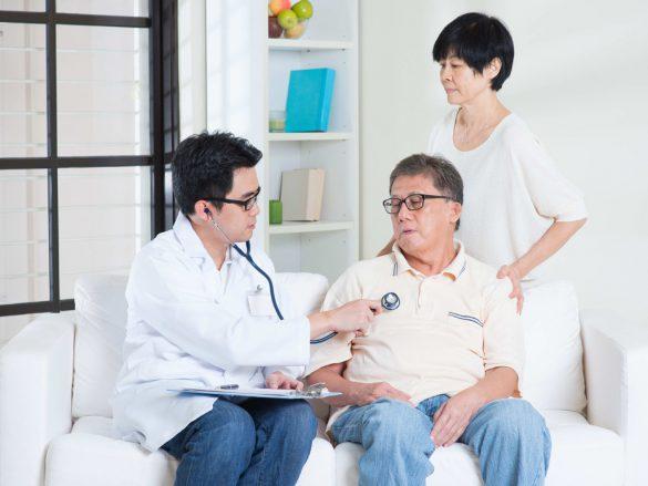 Dịch Vụ Chăm Sóc Bệnh Nhân Tại Nhà Tốt Nhất