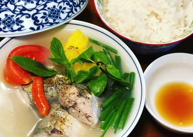 Bí quyết làm cá bạc má nấu ngót thơm ngon, không tanh