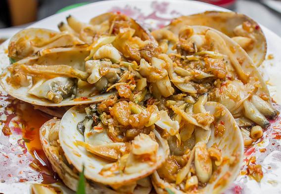 Thử tài làm món sò lụa xào sa tế đầy mê hoặc