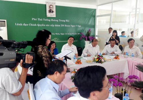 Người đưa cây hoàn ngọc vào đề tài nghiên cứu cấp Nhà nước với tác dụng phòng chống ung thư tại Việt Nam