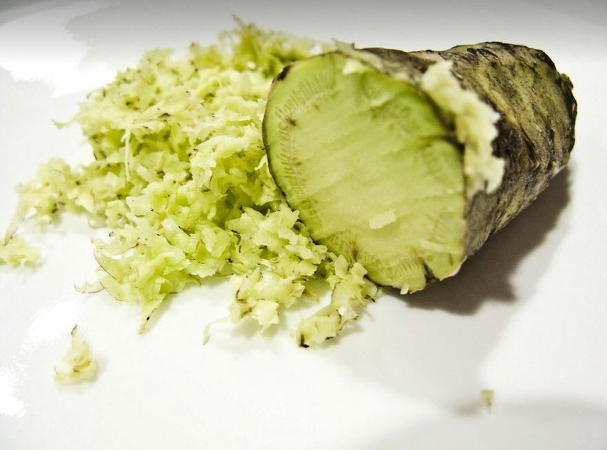 Wasabi – thảo dược quý