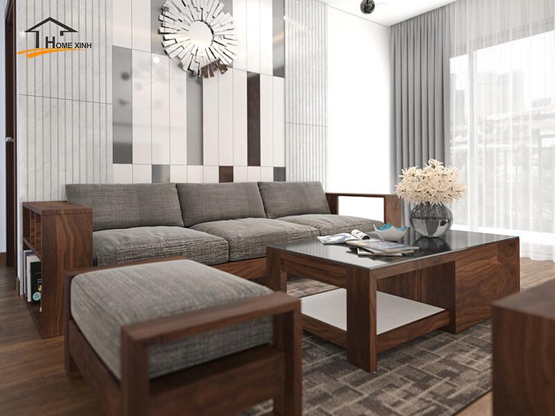 Bàn trà- đồ nội thất không thể thiếu trong căn nhà của bạn