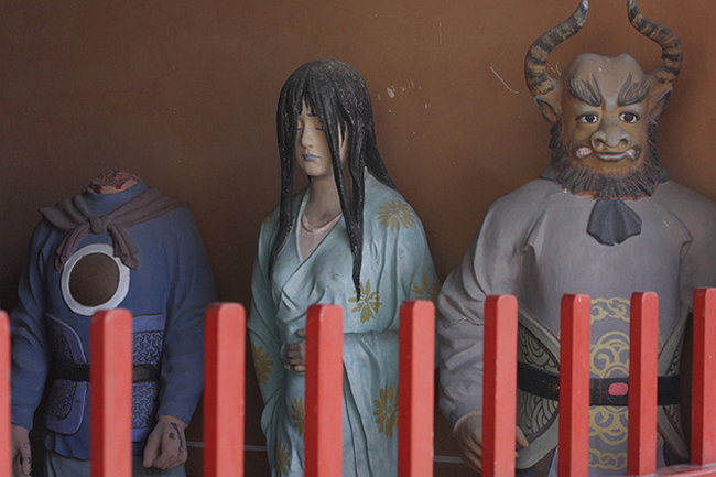10 đền, chùa kỳ lạ và đáng sợ nhất châu Á - 1