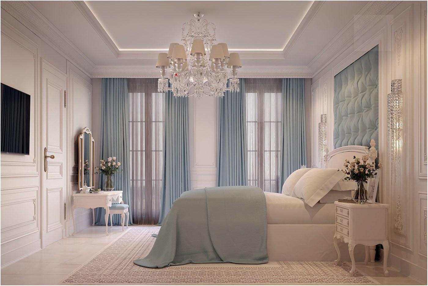 Kết hợp rèm cửa thế nào để căn phòng trở nên ấn tượng?