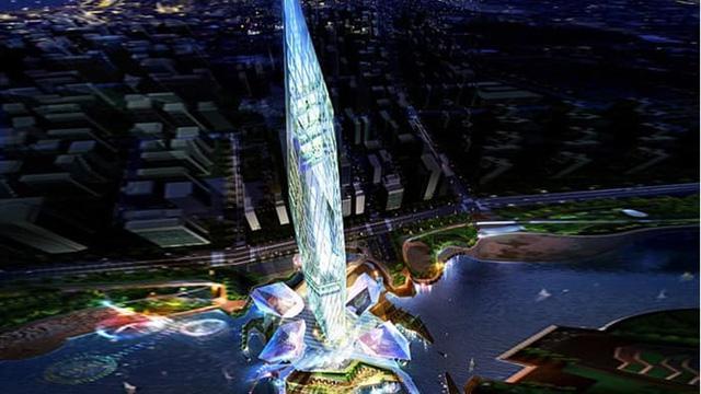 Người Hàn Quốc đã tạo nên tòa tháp vô hình độc nhất trên thế giới như thế nào? - 1