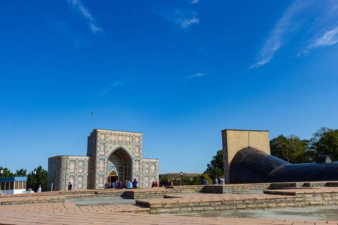 Khám phá Samarkand - 1