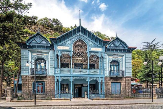 Borjomi - thiên đường trên mặt đất - 1