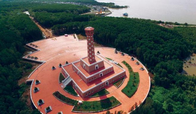 Biểu tượng Thủ đô nơi cực Nam Tổ quốc - 1