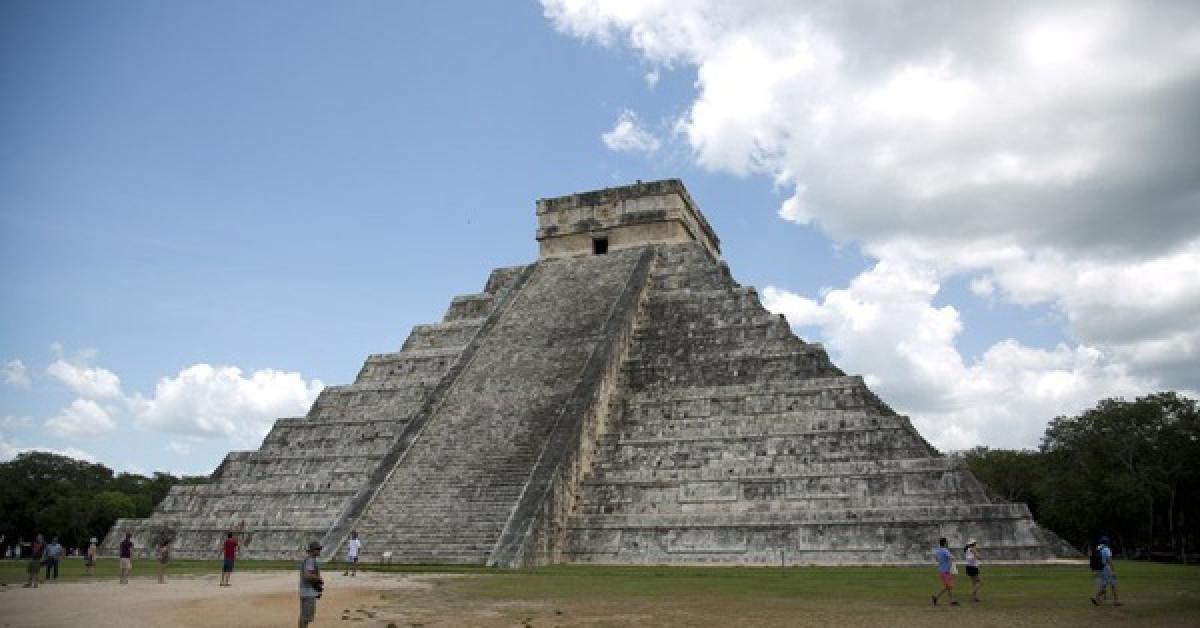 """Xây đường tàu, lộ diện 2.200 """"bóng ma"""" Maya ngàn năm - 1"""