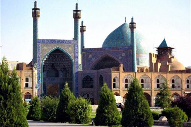 """Isfahan - """"Nghìn lẻ một đêm"""" - 1"""