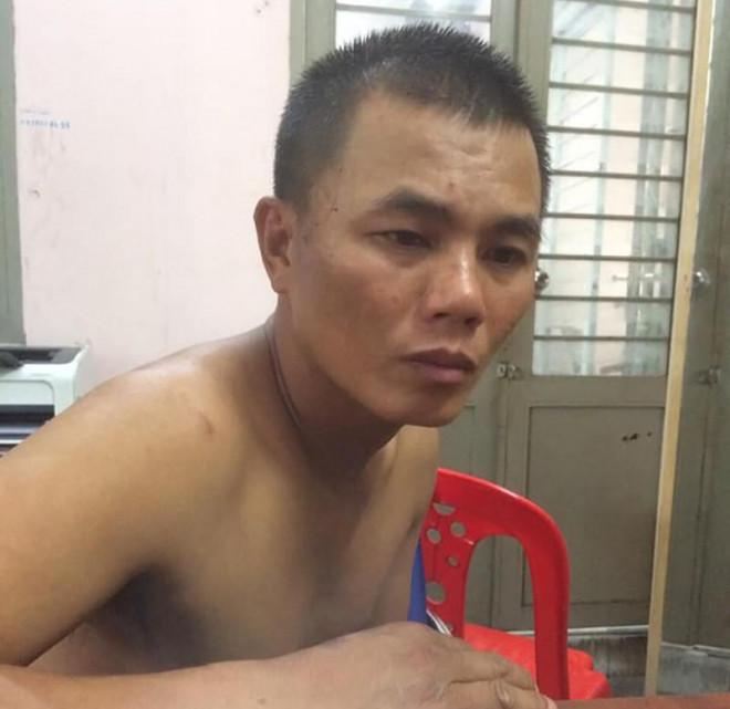 Cảnh sát nhảy kênh Nhiêu Lộc - Thị Nghè bắt kẻ trộm xe SH - 1