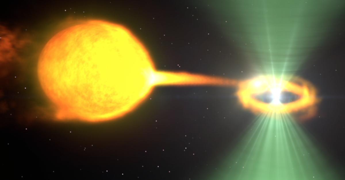 """Ánh sáng lạ dẫn đường, kinh hãi phát hiện """"góa phụ đen"""" vũ trụ - 1"""