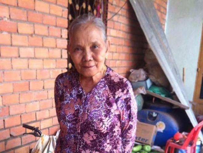 Cụ bà 79 tuổi mất tích khi trên người đeo nhiều vàng - 1