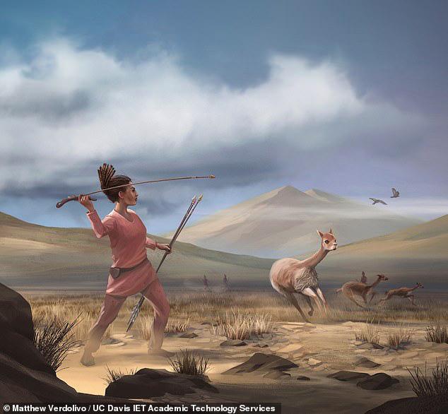 """Phát hiện """"thay đổi lịch sử"""" từ mộ cổ thiếu nữ 9.000 năm tuổi - 1"""