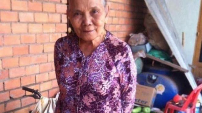Phát hiện thi thể cụ bà 79 tuổi trong bao tải sau 1 tuần mất tích - 1