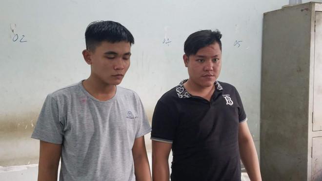Bắt giữ 2 kẻ dùng ba chĩa truy sát người đàn ông ở Bình Tân - 1