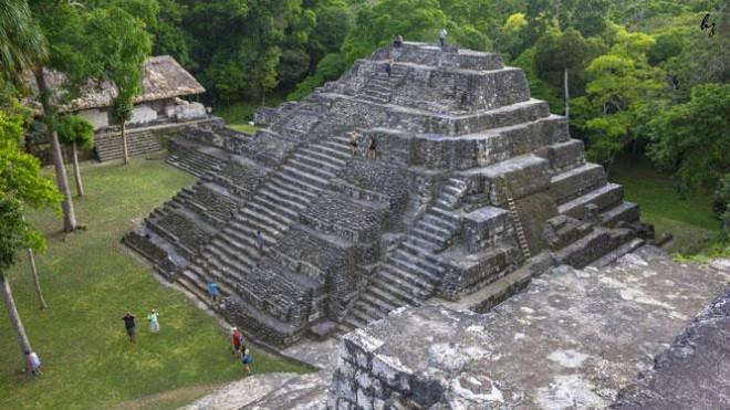 Dấu ấn Maya tại Guatemala - 1