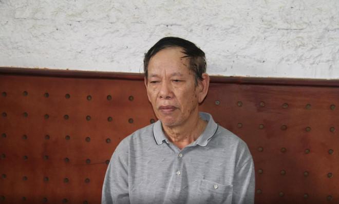 Ông lão 73 tuổi hiếp dâm bé gái 13 tuổi: Tôi rất xấu hổ với xã hội - 1