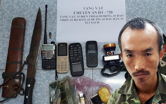 Đấu súng truy bắt nhóm buôn ma túy manh động, trung úy biên phòng bị thương - 1
