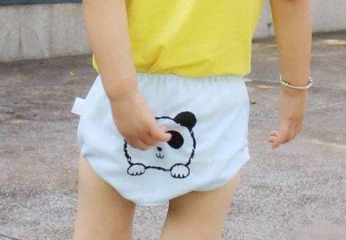 Đừng mặc quần lót cho trẻ bừa bãi, đây là gợi ý chính xác nhất của chuyên gia