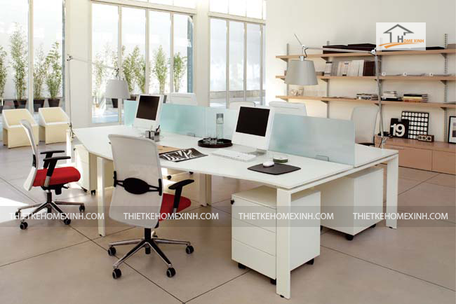 Thiết kế nội thất văn phòng cao cấp – Home Xinh