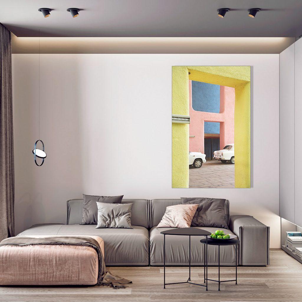 Phong cách thiết kế nội thất Urban độc đáo cuốn hút