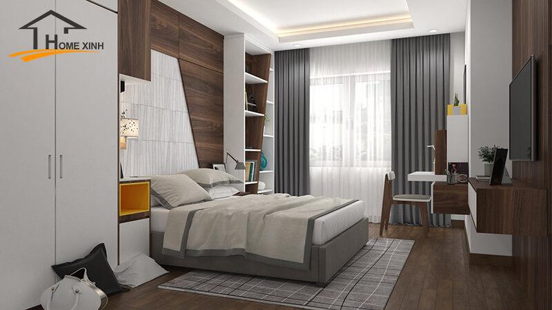 Những lưu ý khi thiết kế nội thất phòng ngủ nhỏ