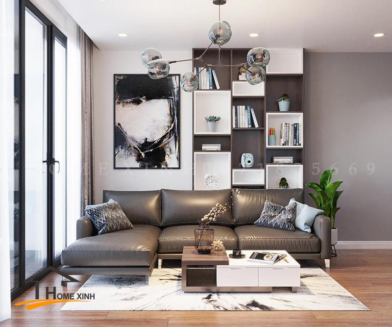 Tổng hợp những mẫu thiết kế nội thất chung cư mới nhất
