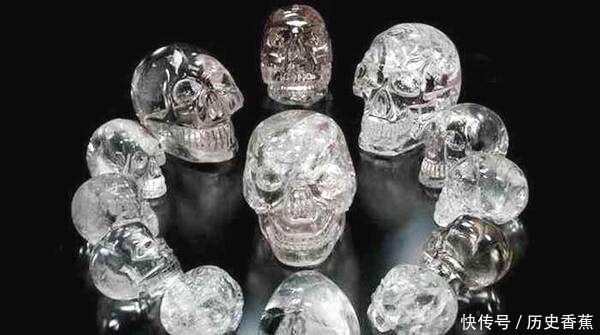 Bí ẩn 13 hộp sọ pha lê được cho là để cứu các bộ lạc có nguy cơ tuyệt chủng - 1
