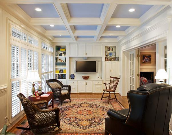 Cách trang trí nội thất phòng khách cho căn nhà nhỏ