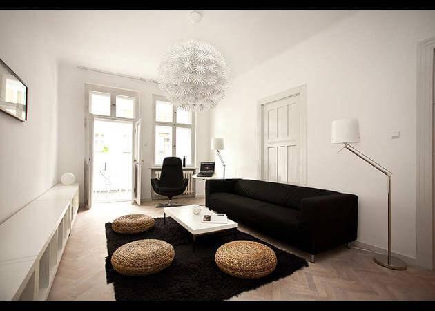 Mãn nhãn với những thiết kế căn hộ chung cư đẹp độc đáo và khác biệt