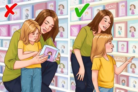 10 điều các bậc phụ huynh nên biết chấp nhận để nuôi con trưởng thành